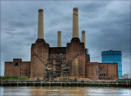Battersea powerstation - Londen