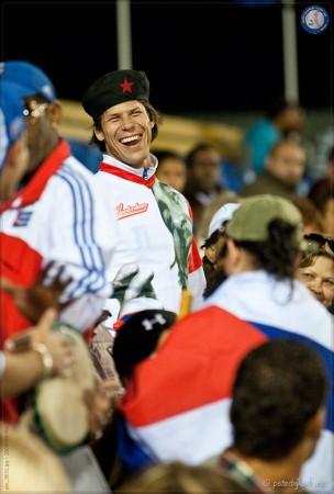 WK Honkbal 2009 - Nederland Cuba - Venezuela