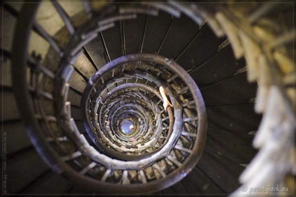 Spiral Down...