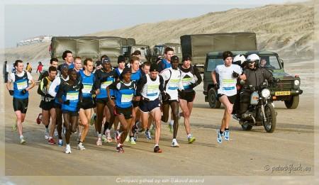 Halve Marathon Egmond - 2009