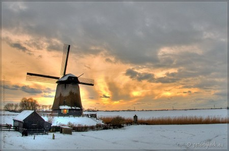 Winterse Watermolen