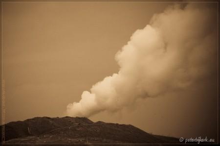 'Volcano Discarica' is weer aktief...