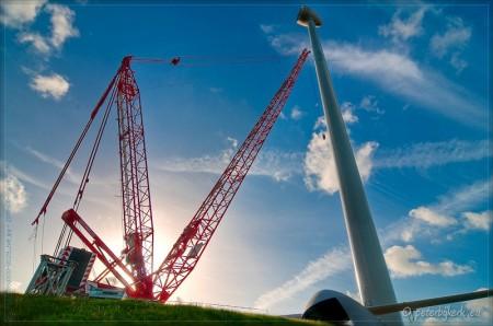 Windturbine Heerhugowaard 01