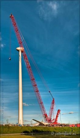 Windturbine Heerhugowaard 02