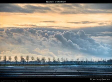 Bijzonder wolkenfront